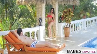 Babes – Elegant Anal – A Hot Day starring Alexa Tomas and Joel clip